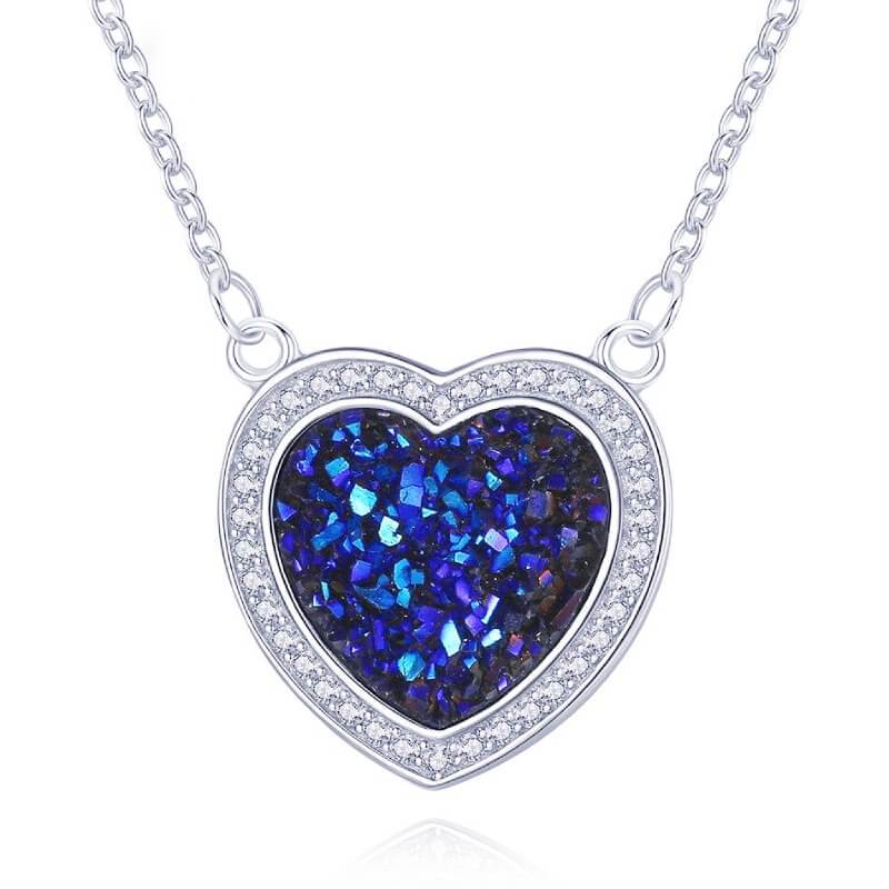The Heart of the Universe Necklace