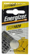 Energizer Photo Brand CR1620 Lithium Battery (sold by the battery)