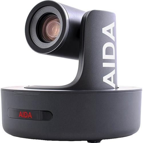AIDA Broadcast/Conference NDI®|HX FHD NDI/IP/SDI/HDMI/USB3 PTZ Camera 20X Zoom