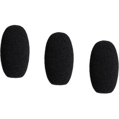 Audio-Technica AT8168 Foam Windscreens for BPHS2C Broadcast Headset - 3-Pack