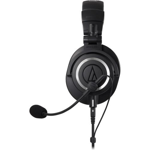 Audio-Technica ATGM2 Detachable Boom Microphone for Headphones