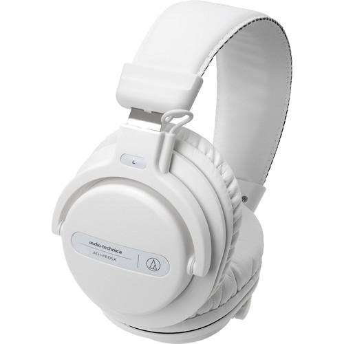 Audio Technica ATH-PRO5XWH Closed-back - Over-ear DJ Headphones - White