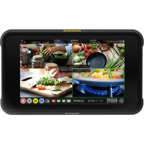 Atomos Shogun 7 New Pricing