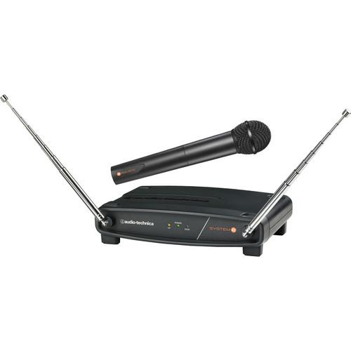 Audio-Technica ATW-T802 Handheld Dynamic Wireless Mic/Transmitter - Frequency 169.505