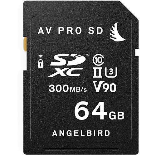 Angelbird Match Pack for Panasonic GH5/GH5S 64 GB | 2 PACK