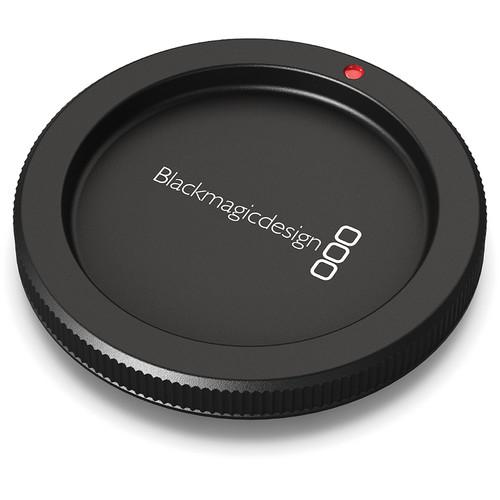 Blackmagic Camera - Lens Cap MFT