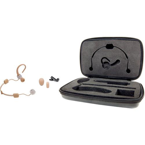 Audio-Technica BP894xcLM3-TH MicroSet Cardioid Condenser Headworn Wireless Mic - Detach Cable w/ cLM3 Connector - Beige