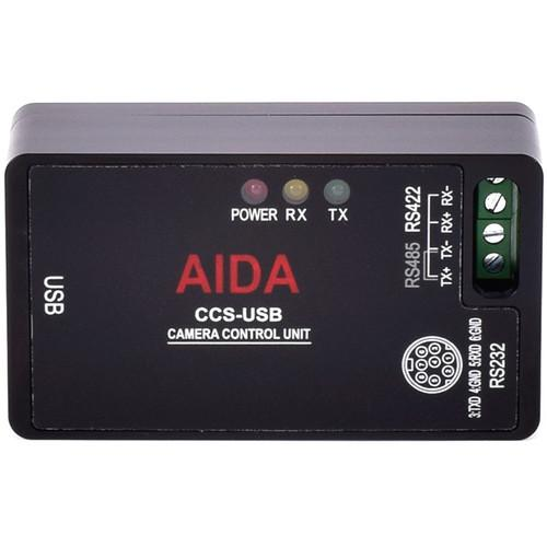 Aida Imaging VISCA Camera Control Unit & Software