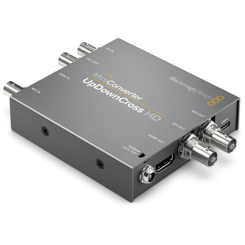 Blackmagic Mini Converter - UpDownCross HD