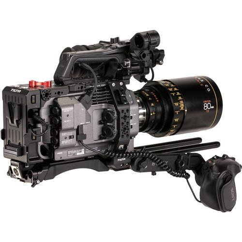 Tilta Camera Cage for Sony PXW-FX9 - V Mount