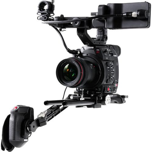 Tilta For Canon C200 rig - No battery plate