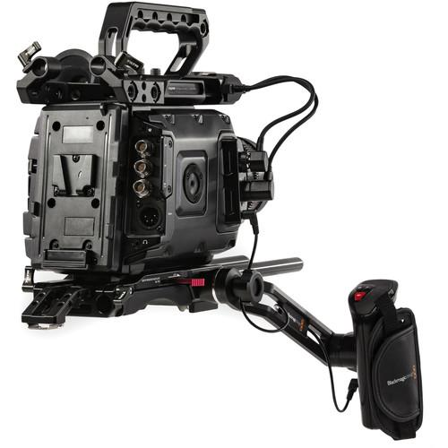 Tilta For Blackmagic URSA PRO rig - No battery plate