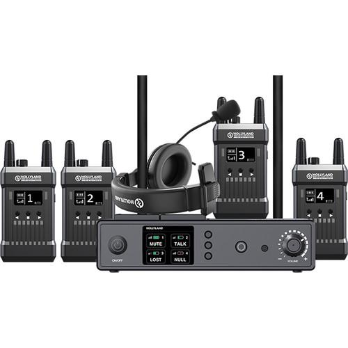 Hollyland Mars T1000 Full Duplex Wireless Intercom System