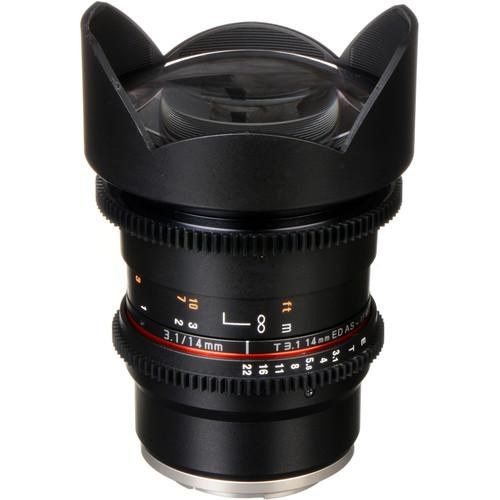 Rokinon Cine DS 6 Lens Kit with Sony E Mount