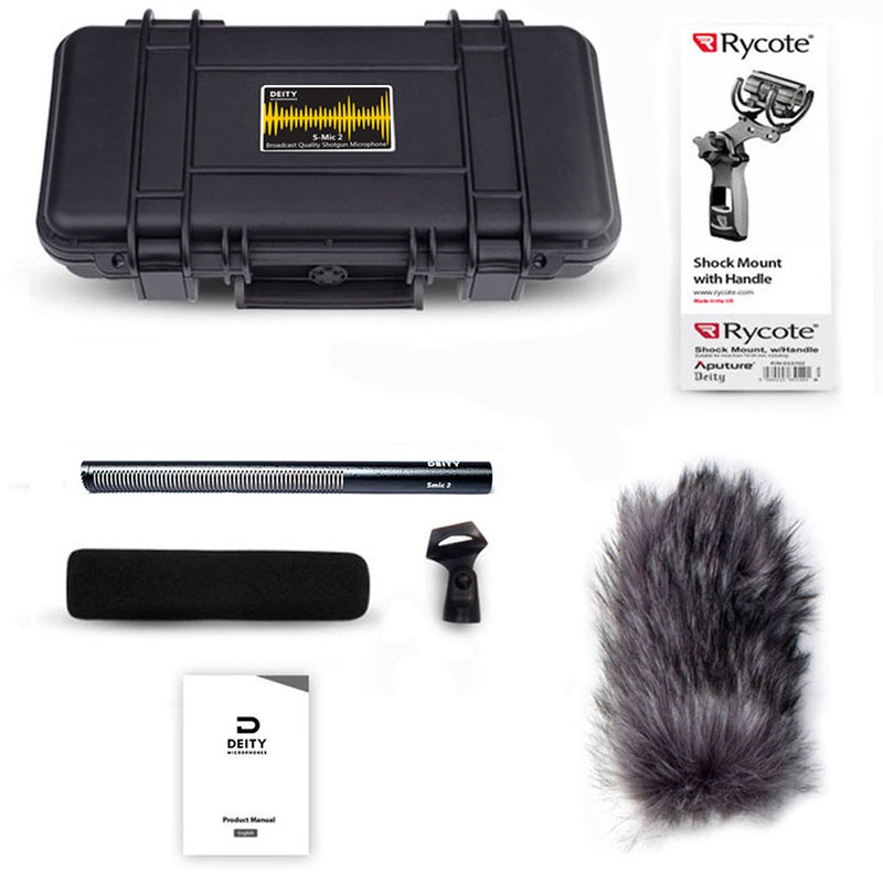 Diety S-Mic 2 Location Kit