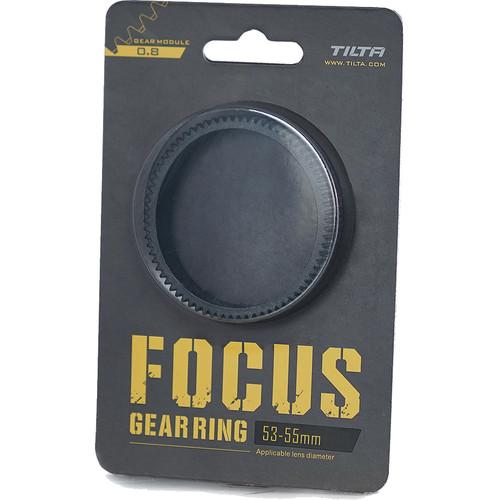 Tilta Seamless Focus Gear Ring for 53mm to 55mm Lens