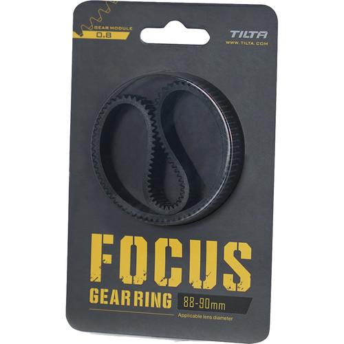 Tilta Seamless Focus Gear Ring for 88mm to 90mm Lens