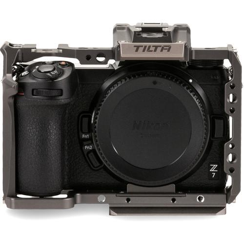 Tilta Full Camera Cage for Nikon Z6/Z7 Series - Tilta Grey
