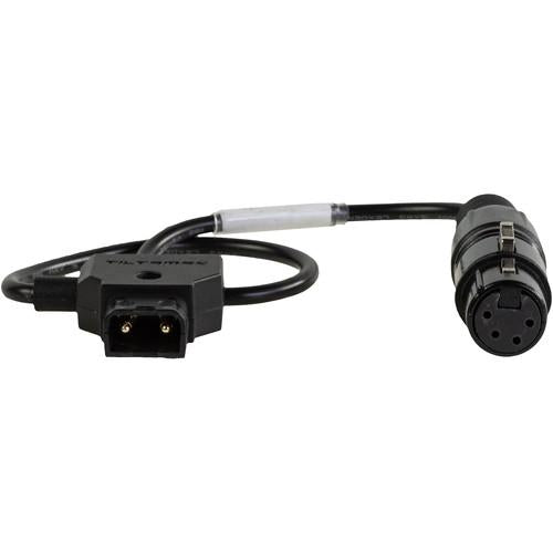 Tilta P-TAP to 4-Pin XLR Cable