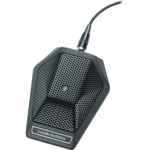 Audio-Technica U851RO Unipoint Omnidirectional Condenser Boundary Microphone