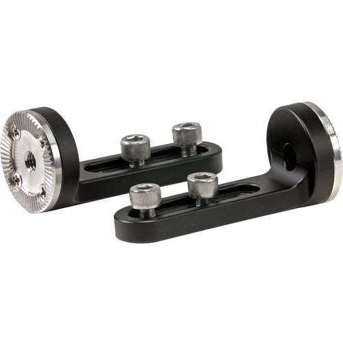 "Tilta 1/4""-20 Screw Mounting Slot to Arri Standard Rosette Adapters"