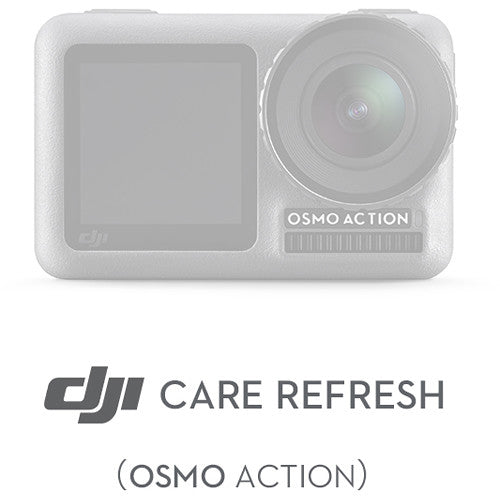 DJI 1-Year Care Refresh for Osmo Action (Electronic)