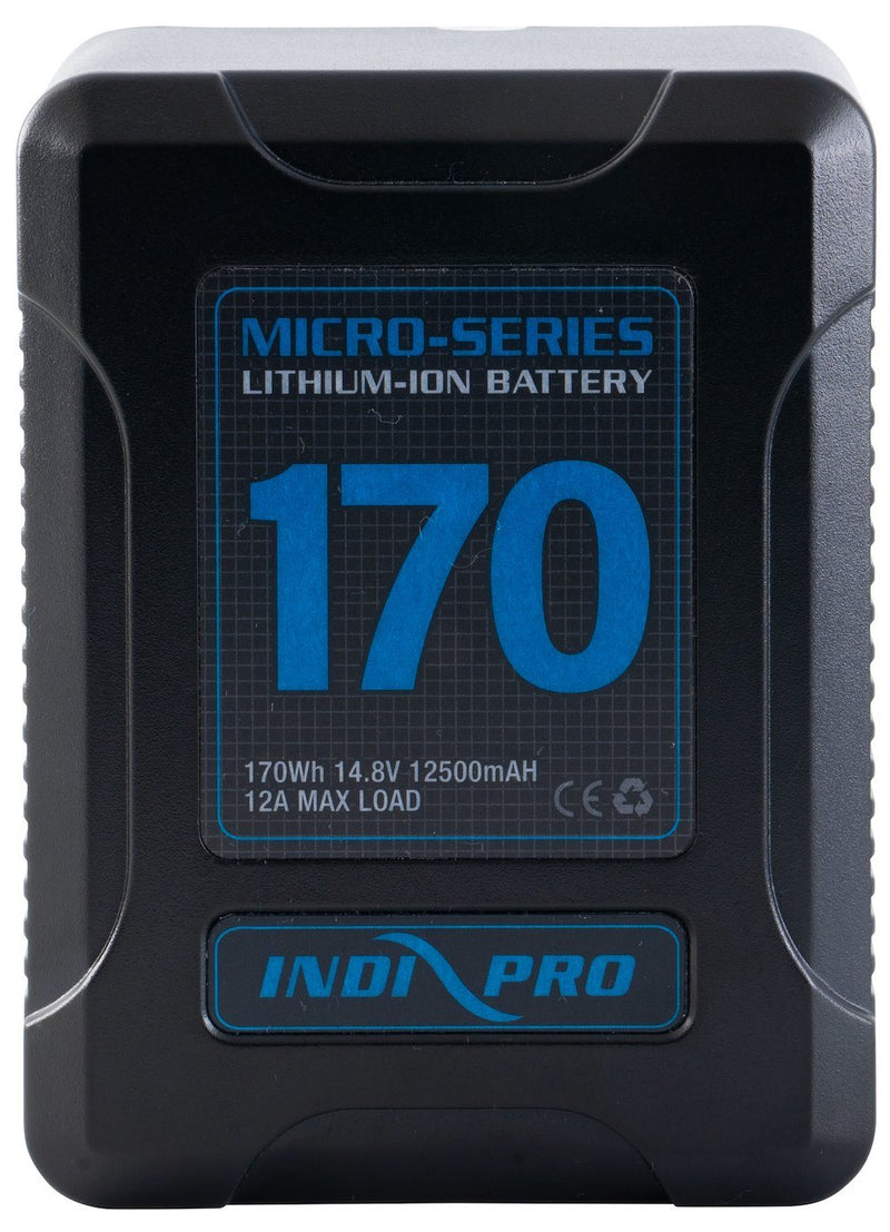 Indipro Micro-Series 170Wh V-Mount Li-Ion Battery