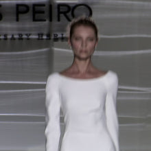 Load and play video in Gallery viewer, Jesus Peiro Wedding Dress Style 911- Heritage 2019 Collection