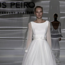 Load and play video in Gallery viewer, Jesus Peiro Wedding Dress Style 943- Heritage 2019 Collection