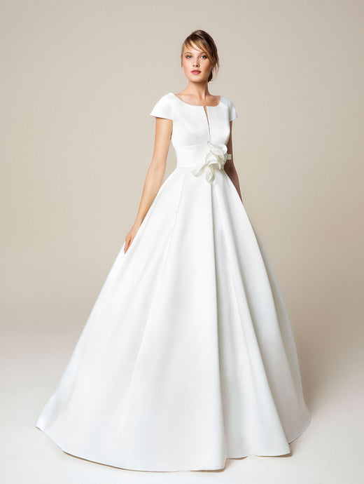 Jesus Peiro Wedding Dress Style 909- Heritage 2019 Collection - Shop Your Dream Bridal