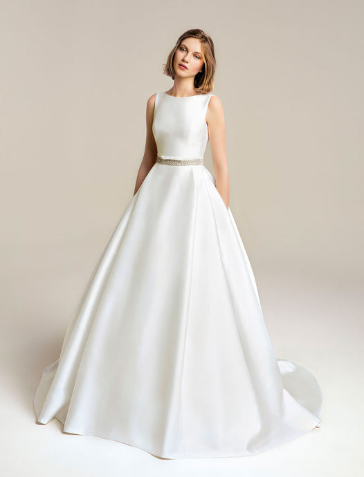 Jesus Peiro Wedding Dress Style 913- Heritage 2019 Collection - Shop Your Dream Bridal
