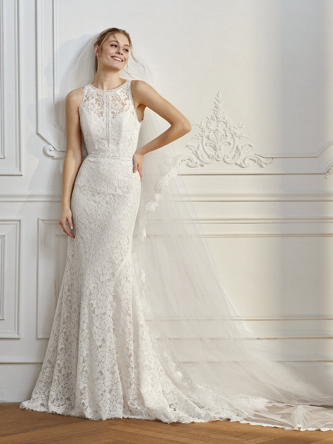 Pronovias San Patrick Wedding Dress Style CIMAROSA - Shop Your Dream Bridal