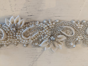 Ainsley Belt - Shop Your Dream Bridal