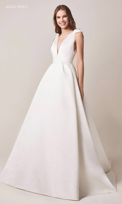 Jesus Peiro Wedding Dress Style 107- Cala 2020 Collection - Shop Your Dream Bridal