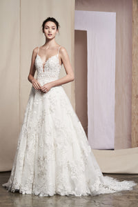 Justin Alexander Wedding Dress Style Ayana 99088N - Shop Your Dream Bridal