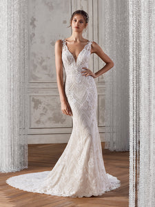 Pronovias San Patrick Studio Wedding Dress Style KELDA - Shop Your Dream Bridal