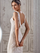 Load image into Gallery viewer, Pronovias San Patrick Studio Wedding Dress Style KELDA - Shop Your Dream Bridal