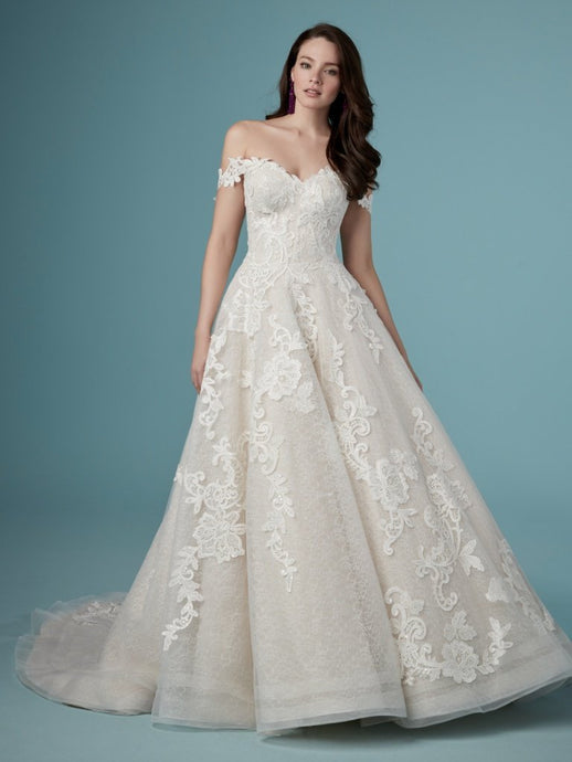 Maggie Sottero Wedding Dress Style Paislee Louise - Shop Your Dream Bridal