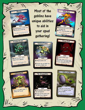 Spuds 'N Goblins Card game