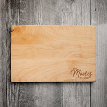 Load image into Gallery viewer, Maple Cheese Board