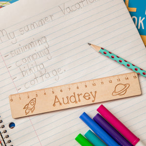 Back to School Rulers