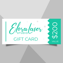 Load image into Gallery viewer, Elora Laser Studio Gift Cards