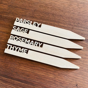 Garden Markers - Large