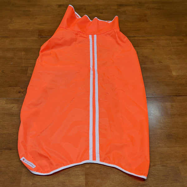 Dog Rain Jacket Orange