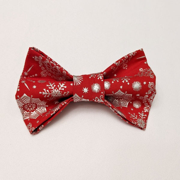 large dog bow tie