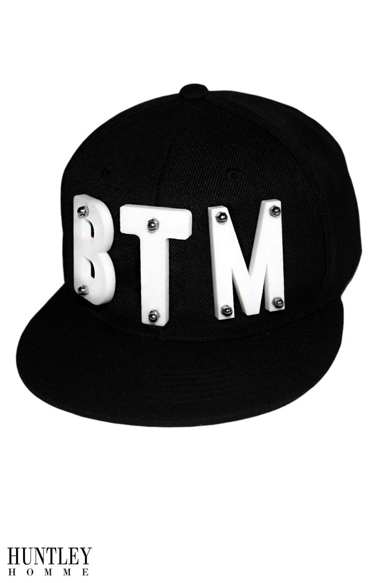 BTM Bottom Cap - Gay Men's Hat...
