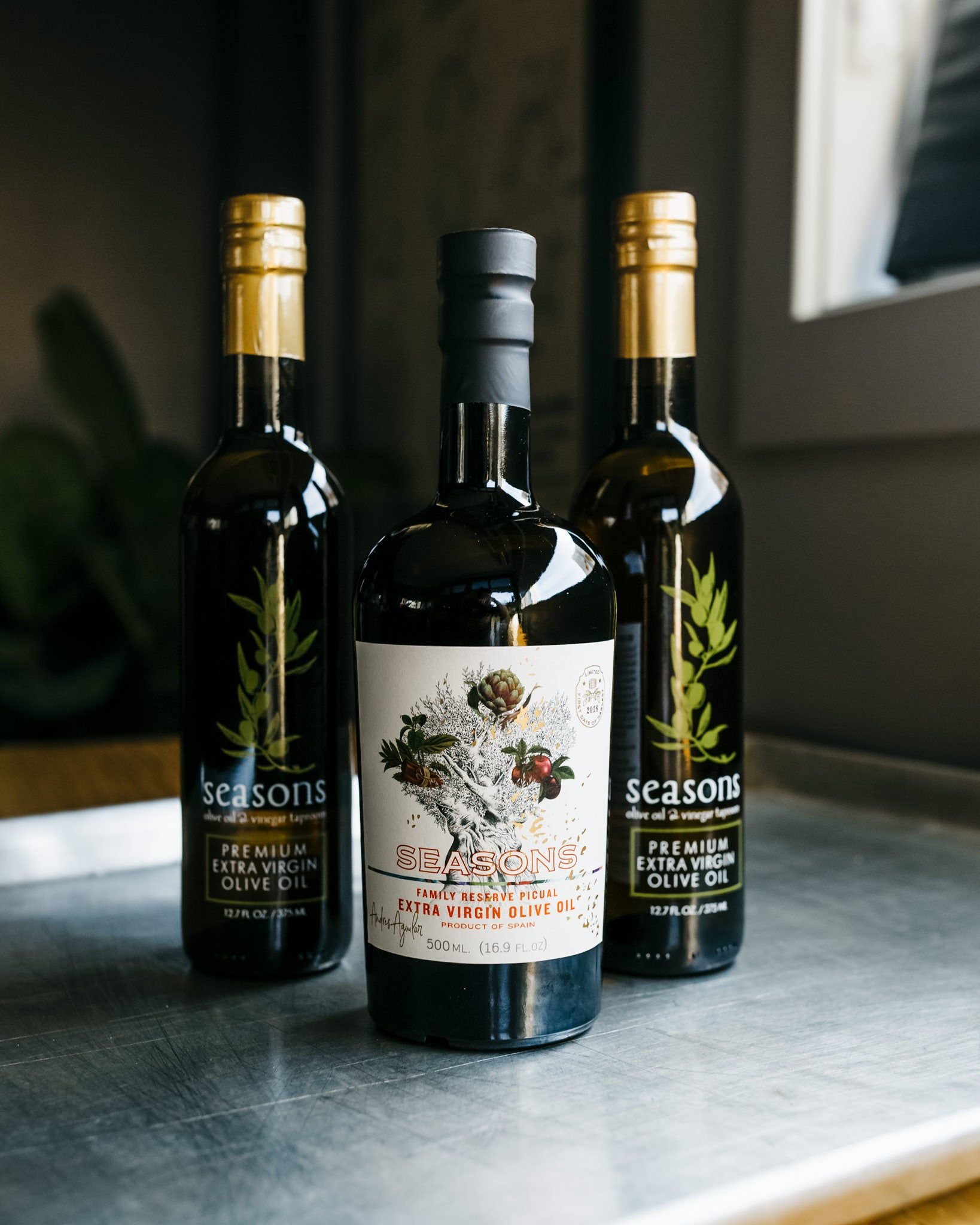Family Reserve Extra Virgin Olive Oil