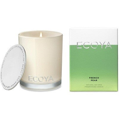 Ecoya madison french pear mini candle 80g