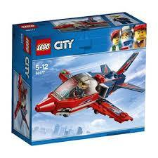 LEGO CITY 60177 GREAT VEHICLES AIRSHOW JET