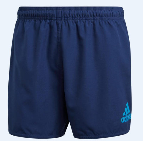 Blues Rugby Supporter Shorts Mens - Blue